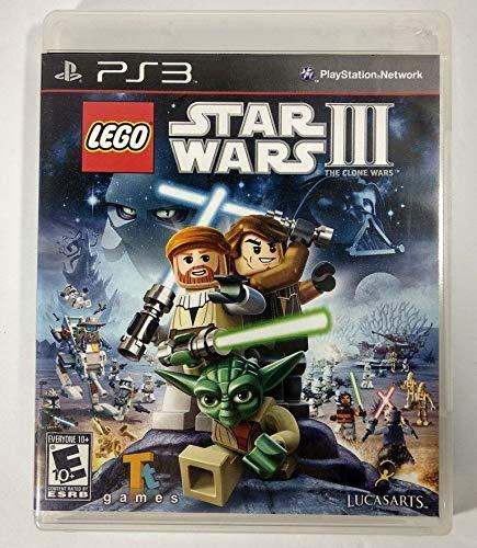 Disney LEGO Star Wars III - The Clone Wars (PS3)
