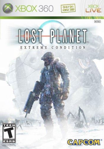 Capcom Lost Planet: Extreme Condition (Xbox 360)