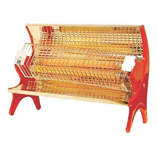 Varshine    Happy Home    IS Laurels Double Rod Type Heater    Room Heater    1 Season Warranty    With ISI : IS : 302-2-30    Model –Priya   B365