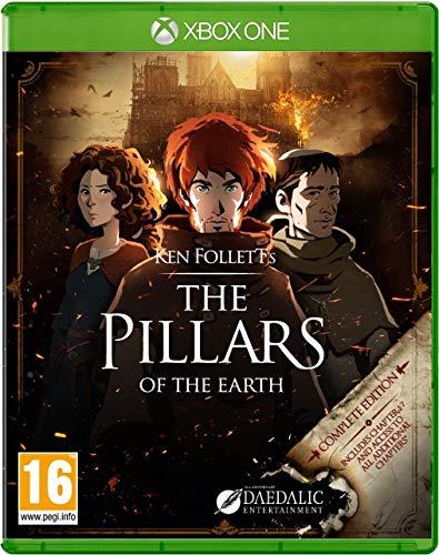 Kalypso The Pillars Of The Earth Xbox One