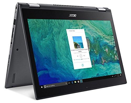 Acer Spin 5 SP513-52N-58WW 13.3-inch Full HD Laptop (Intel Core i5-8250U 8th Gen 3.4GHz/8GB DDR4,/256GB SSD), Steel Grey
