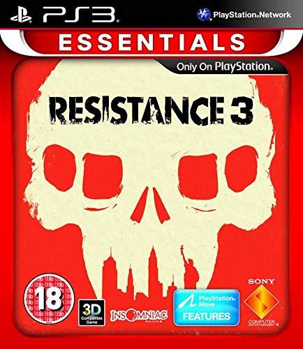 Milestone Interactive Pvt. Ltd. Resistance 3 PS3 Essentials