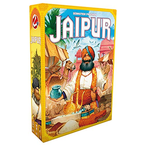 Space Cowboys Jaipur Board Game