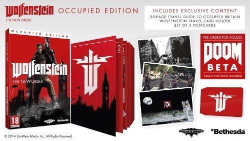 Bethesda Wolfenstein The New Order - Occupied Edition (Xbox One)