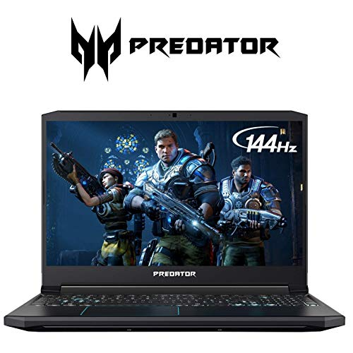 "Acer Predator Helios 300 15 PH315-52 Core i7-9750H,16GB,1TB+256GB SSD,6GB NV RTX 2060 Windows 10 15.6"" Gaming Laptop"