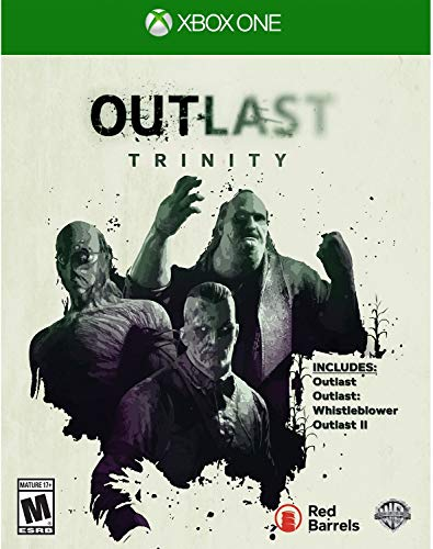 Warner Home Video - Games Outlast Trinity - Xbox One