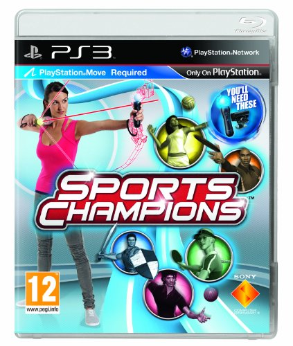 Sony Sports Champions - Move Required (PS3)