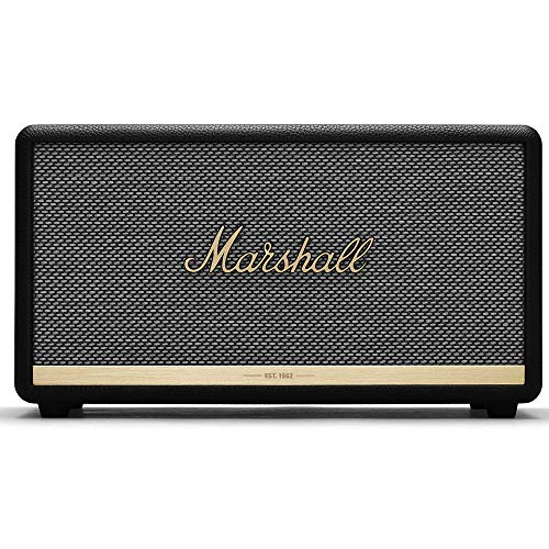 Marshall Stanmore II Wireless Bluetooth Speaker (Black) (1002485)