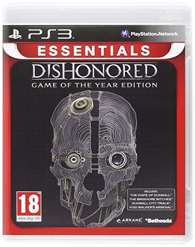 Sony Dishonored Game Of The Year Edition(Essentials) PS3