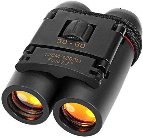 SWARAJ MALL Professional Binoculars for Bird Watching Travel Stargazing Hunting Concerts Sports 30 x 60 Roof Prism Binoculars for Adults