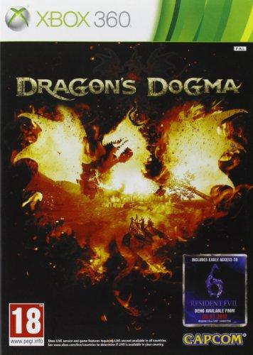 Capcom Dragon's Dogma Xbox 360