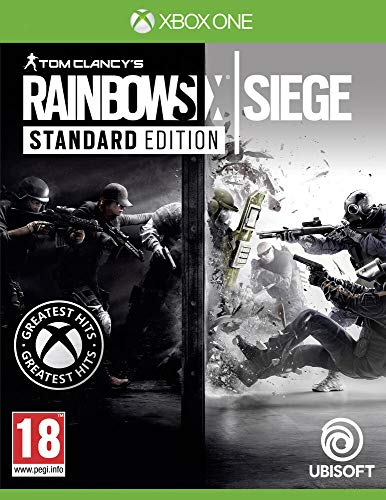 Ubisoft Tom Clancy'S Rainbow Six Siege Xbox One