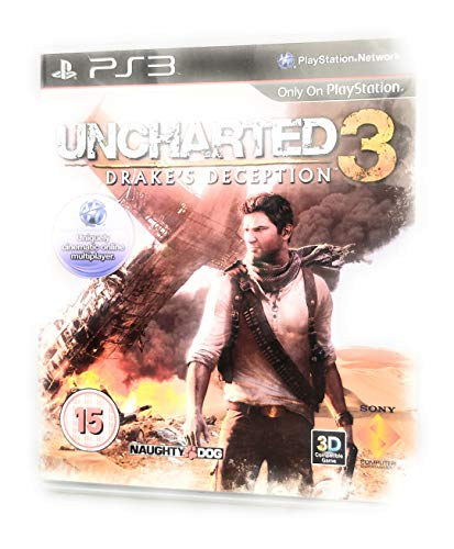 Sony Uncharted 3: Drakes Deception (PS3) [Unknown format] [PlayStation 3]