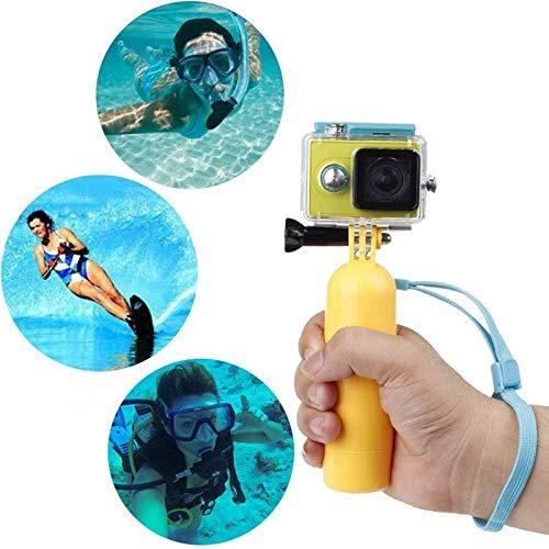 ELECTROPRIME 1X(Floating Grip Handheld Stick Monopod for GoPro Hero 7/6/5/ Session/ 4 Se C4Q3