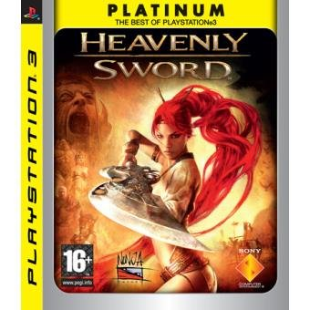 COMPRINT HEAVENLY SWORD PS3