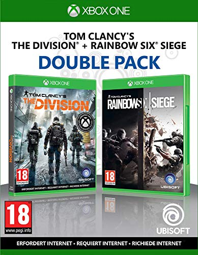 UBI Soft The Division & Rainbow Six: Siege - Double Pack (Xbox One)