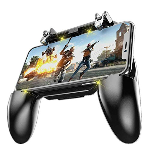 Meyaar Kar98 W10 Pubg Trigger for Pubg Mobile ● PUBG Mobile Gamepad Joystick Holder ● Claw Specialist ● for All Android and iOS Devices (Kar98)