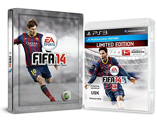 EA Sports FIFA 14 Limited Steelbook Edition (PS3)