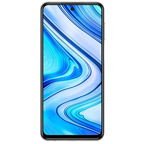 Xiaomi (Renewed) Redmi Note 9 Pro Max (Glacier White, 6GB RAM, 64GB Storage) - 64MP Quad Camera & Latest 8nm Snapdragon 720G & Alexa Hands-Free | with 12 Months No Cost EMI