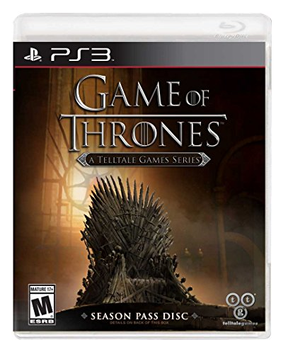 Teltale Games Game of thrones (PS3)