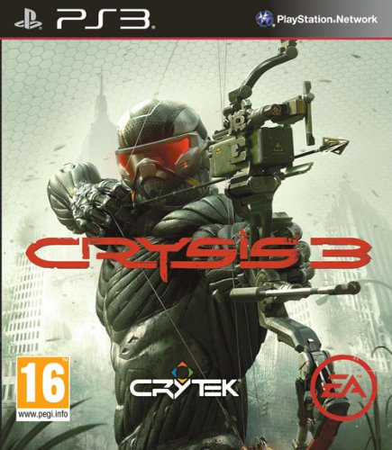 Electronic Arts Crysis 3 - Standard Edition (PS3)