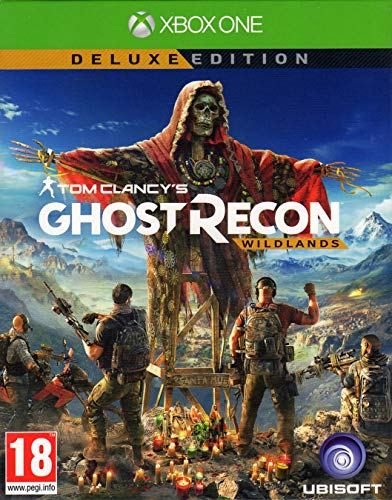 UBI Soft Tom Clancy's Ghost Recon Wildlands - Deluxe Edition (Xbox One)