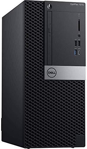 Dell OptiPlex 7070 Mini Tower (MT) || i7-9700 || 8GB || 512GB NVMe SSD || Win10Pro || DVD RW || No Monitor || 3 Years Warranty