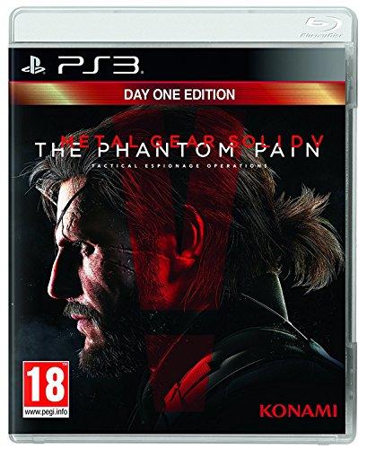 Konami Metal Gear Solid V (5): The Phantom Pain - Day 1 Edition /PS3