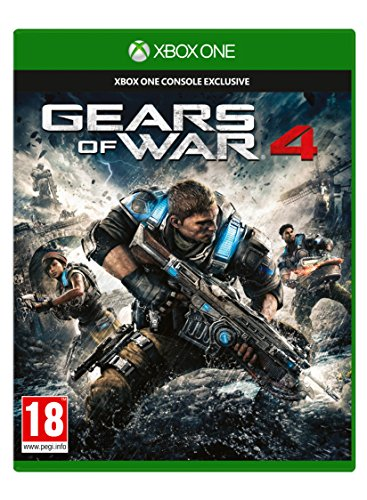 Microsoft Gears Of War 4 (Xbox One)