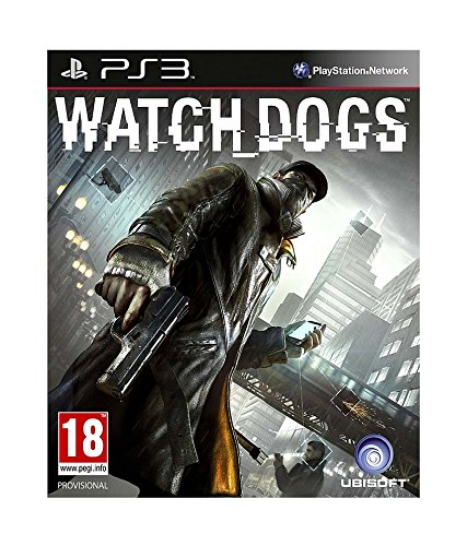 ELECTRONIC CORNER Watch Dogs (PS3)