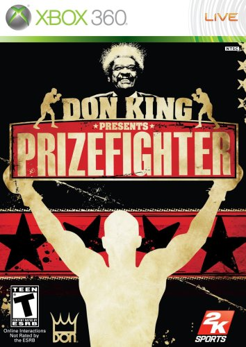 Take 2 Don King Presents: Prize Fighter - Xbox 360