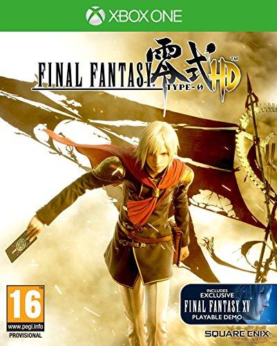 Square Final Fantasy: Type-0 HD (Xbox One)