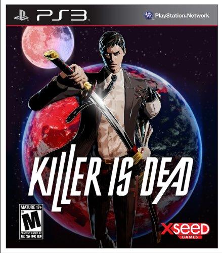 Xseed Killer is Dead (PS3)