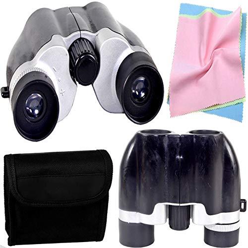 Rockfieln Binoculars Kit high for Bird Watching Trip Concert Wide Angle Binoculars zoomable Foldable Monocular 8x21 Telescope Sports Hunting Camping Survival