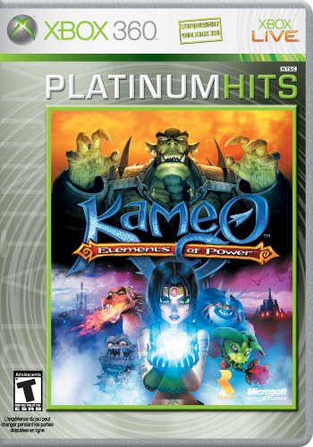 Microsoft Kameo: Elements of Power (Platinum Hits)