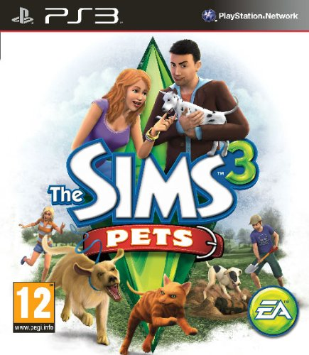 Electronic Arts The Sims 3 Pets (PS3) (UK Import)