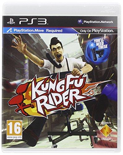 Sony Kung Fu Rider Move (PS3)