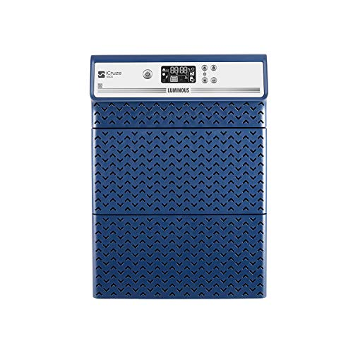 Luminous iCruze 4500 4KVA 3200W Pure Sine Wave Super Inverter for Home, Office, and Shops (Dark Blue)