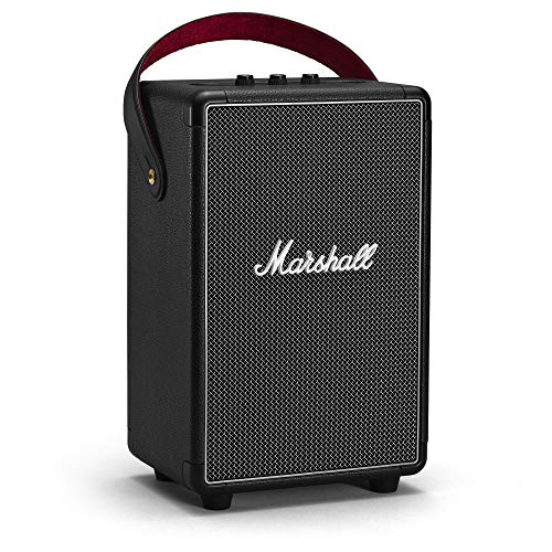 Marshall Tufton Portable Bluetooth Speaker (Black)