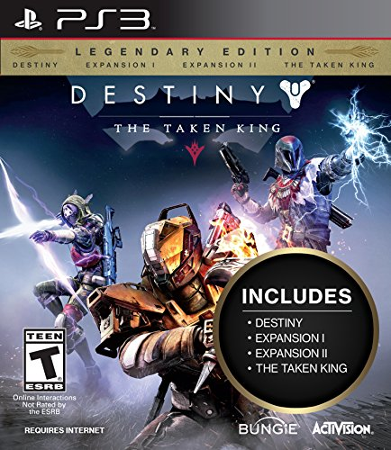 Activision Inc. Destiny: Taken King Legendary Edition