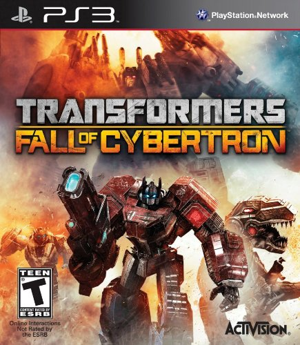 ACTIVISION Transformers: Fall of Cybertron (PS3)