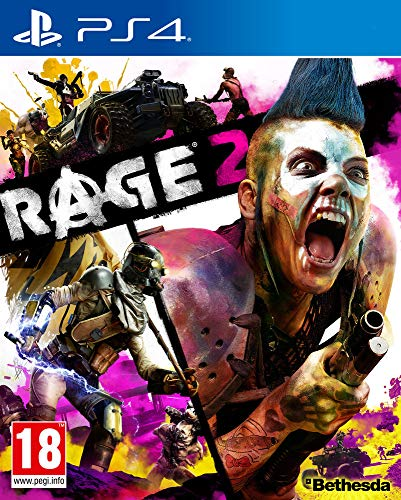 Bethesda Rage 2 (PS4)