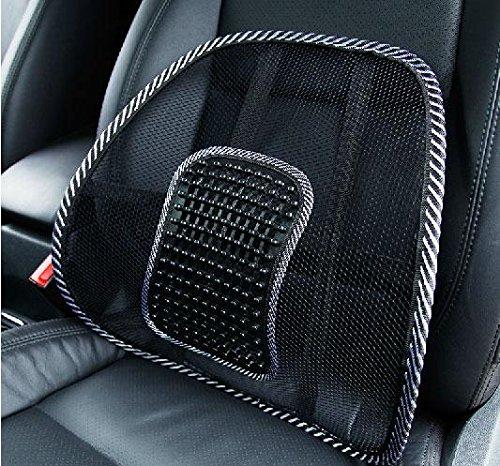 AutoStark Car Seat Massage Chair Back Lumbar Support For Hyundai Santa Fe SUV