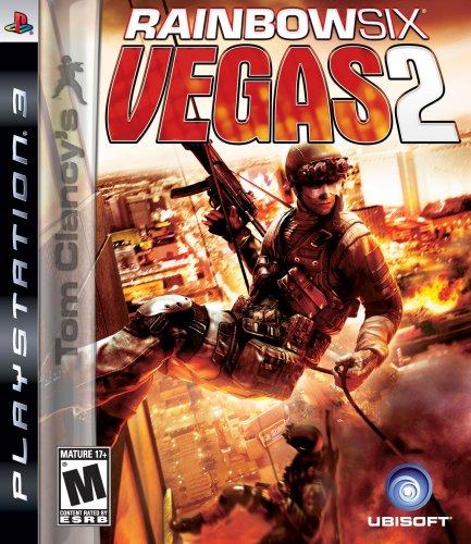 UBI Soft Tom Clancy's Rainbow Six Vegas 2 - Playstation 3