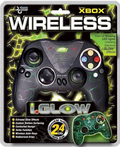 Gear Xbox Wireless iGlow Controller Black
