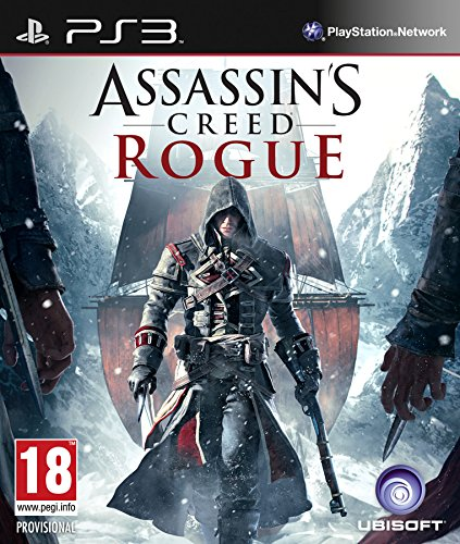 UBI Soft Assassins Creed: Rogue (PS3)
