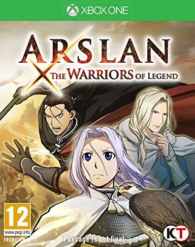 Koei Tecmo Arslan: The Warriors of Legend (Xbox One)