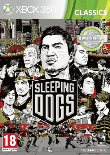 Square Sleeping Dogs Classics (Xbox 360)