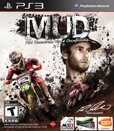 NAMCO MUD - FIM Motocross World Championship (PS3)