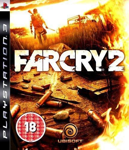 UBI Soft Far Cry 2 (Platinum Edition) /PS3